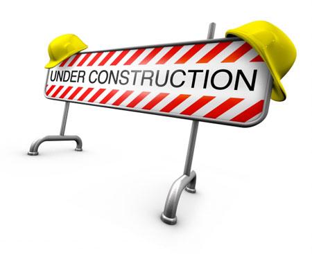 Картинки по запросу under reconstruction